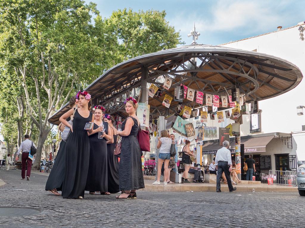 Festival off - Avignon