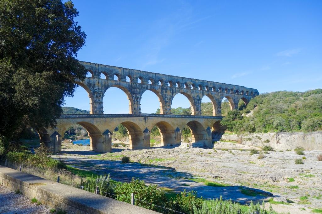 Pont du Gard - Remoulins