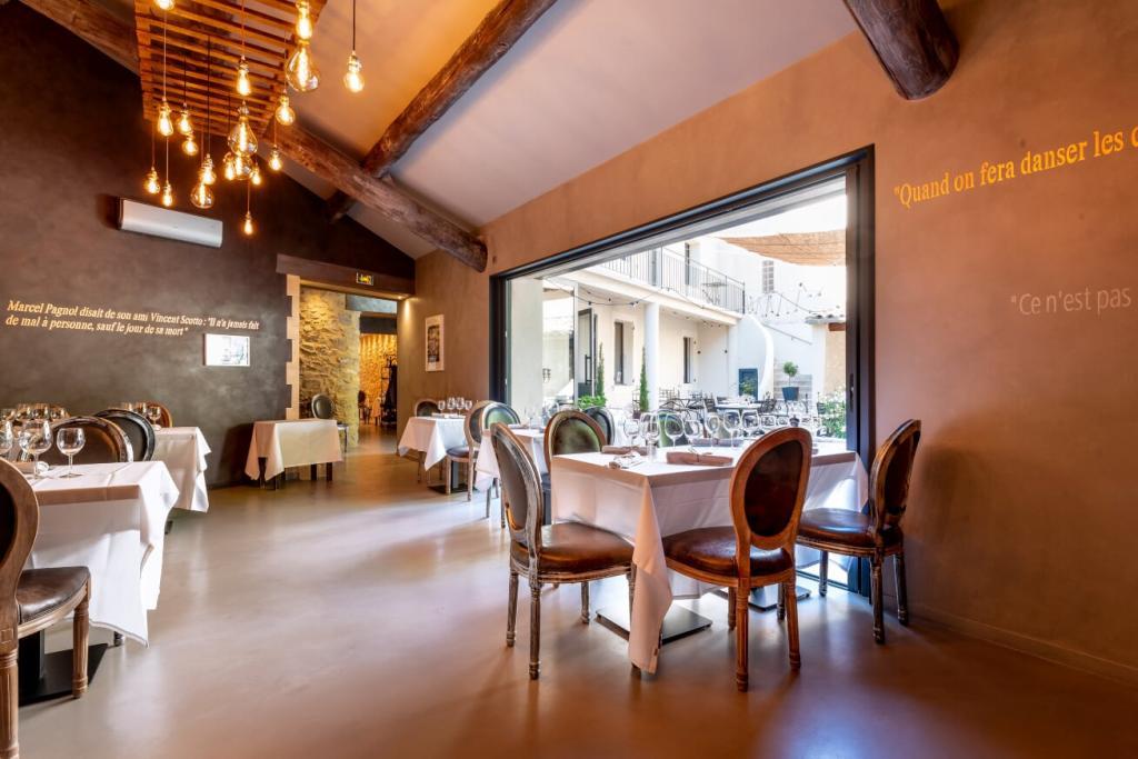 Restaurant la Bartavelle - Vaison-la-Romaine