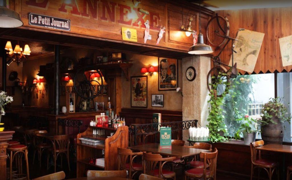 Café Bistro l'Annexe - Vaison-la-Romaine