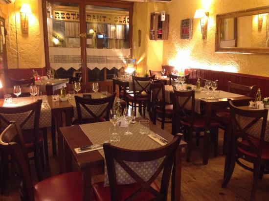 Restaurant La Farigoule - Nyons