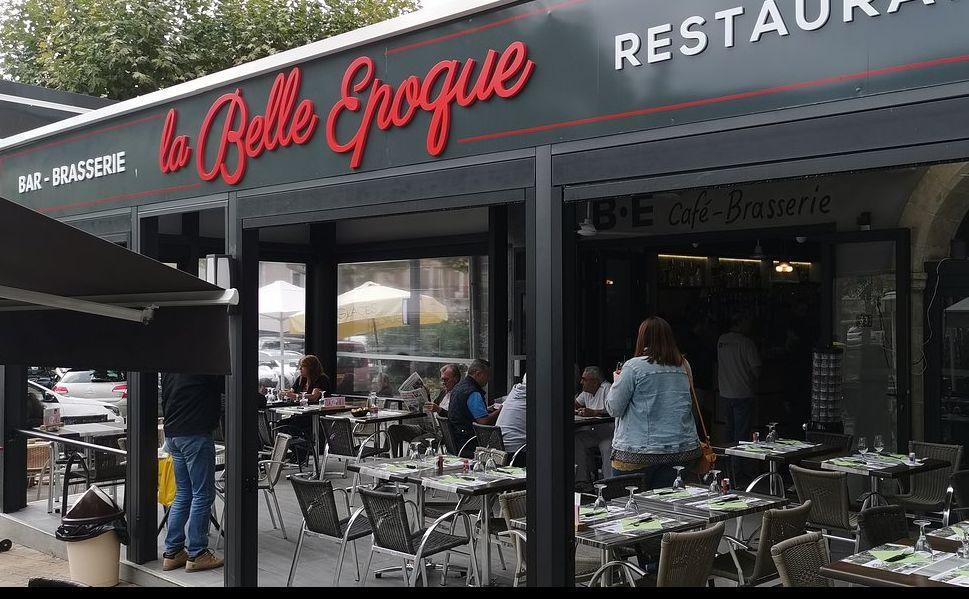 Café Bistrot La Belle Epoque - Nyons