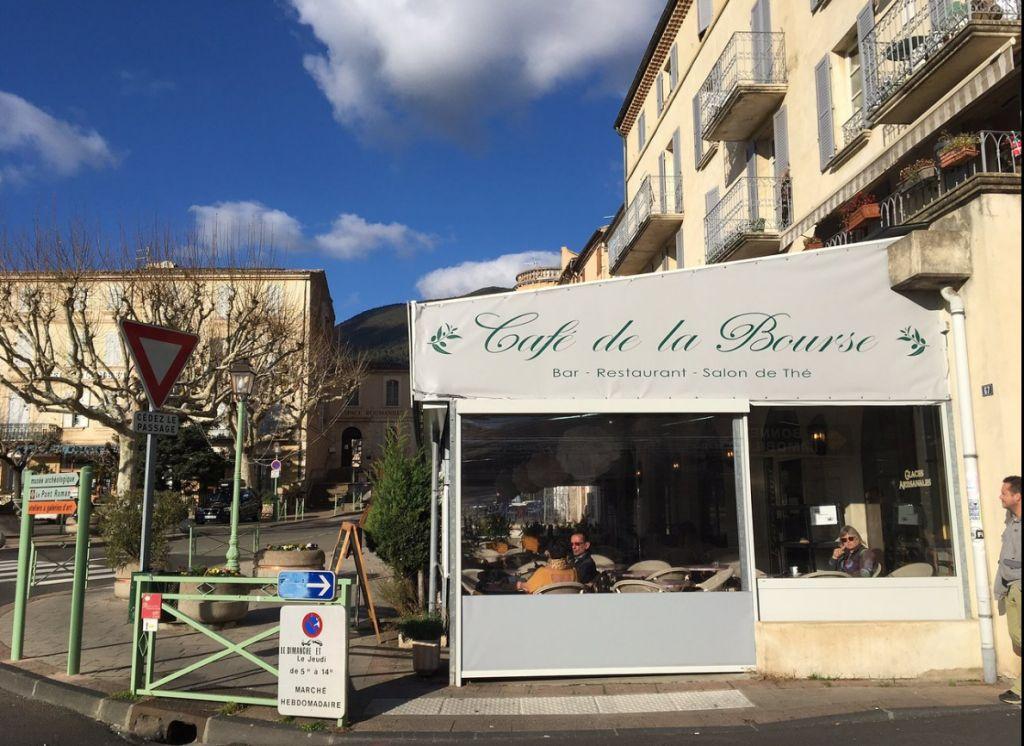 Restaurant La Bourse - Nyons