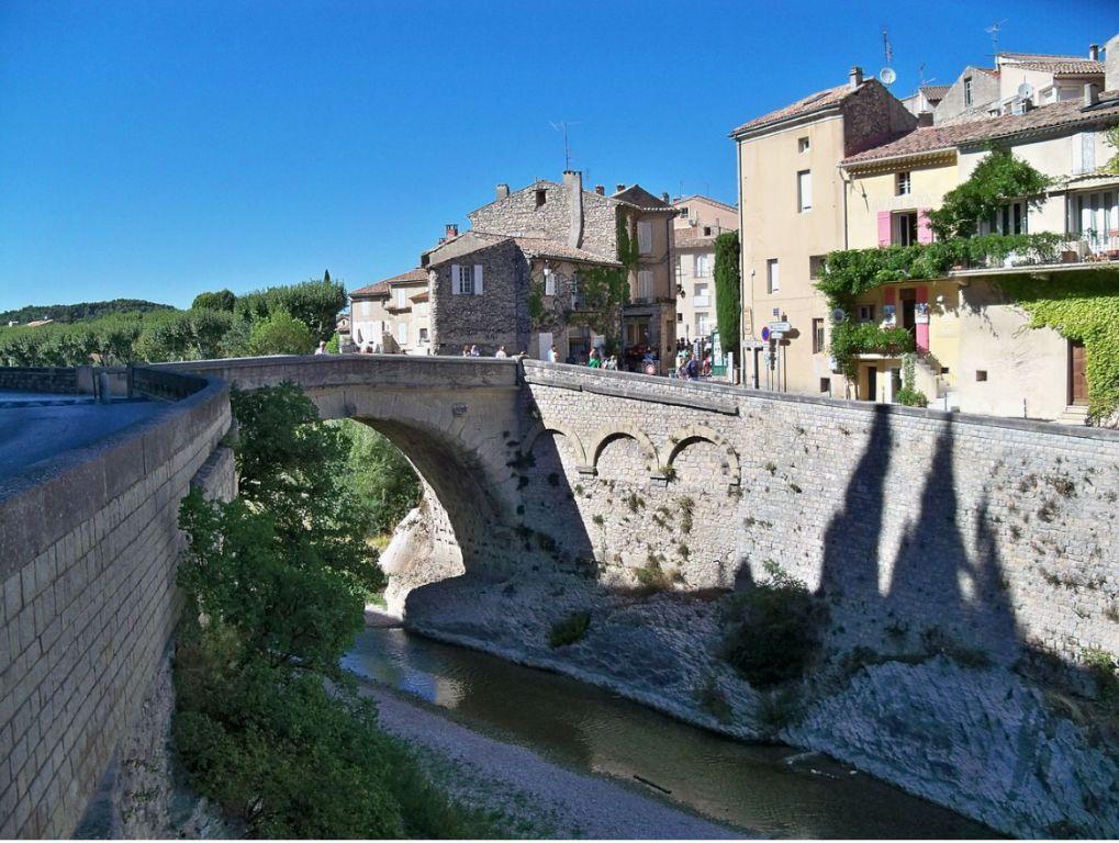 Le pont Romain de Vaison-la-Romaine