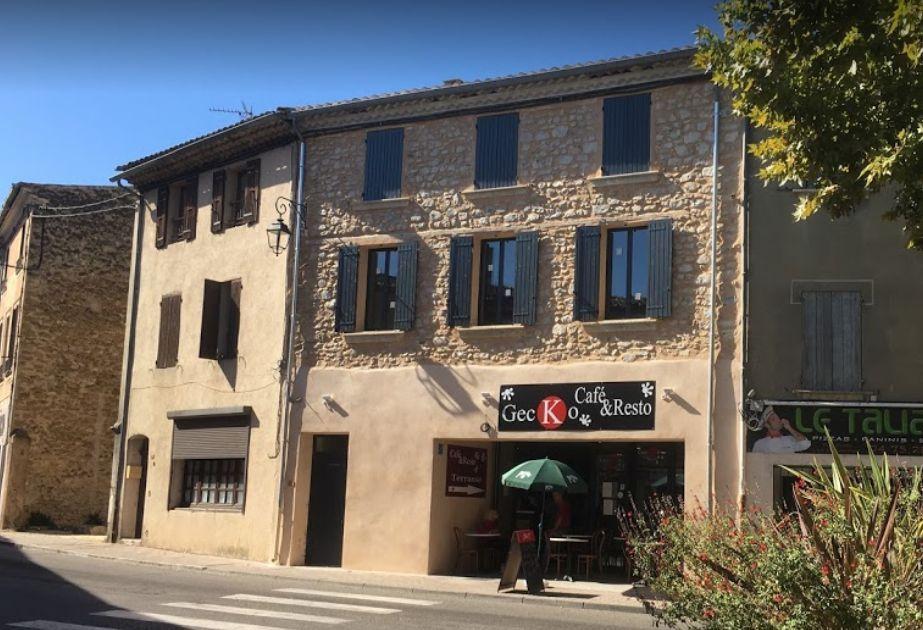 Le Gecko - restaurant Mirabel aux Baronnies