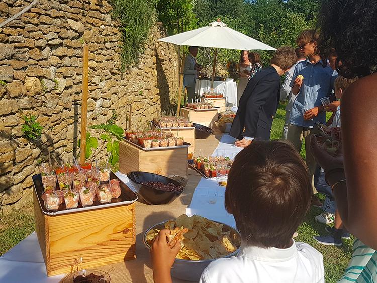 Tentations kulinaires - Mirabel aux Baronnies