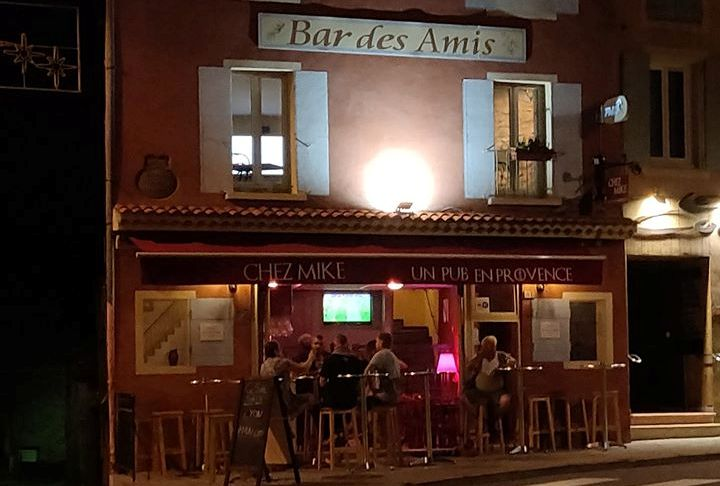 Mike's Pub - Mirabel aux Baronnies